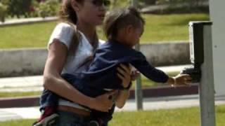 Download Angelina Jolie & Maddox Jolie-Pitt - What a Difference You've Made Video