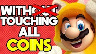 Download Is it Possible to Beat Super Mario 3D World While Touching Every Coin? Video