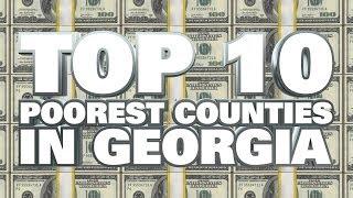 Download 10 Poorest Counties in Georgia 2014 Video