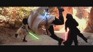 Download Star Wars Parkour Battle - The Flow Awakens Video