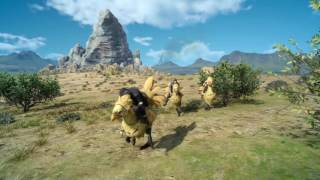 Download Final Fantasy XV – Ride Together (EU version) Video