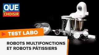 Download Robots multifonctions et robots pâtissiers - Comment nous les testons Video