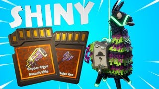 Download 20+ INTO THE STORM Llamas! | Fortnite Save the World Neon Storm Event Video