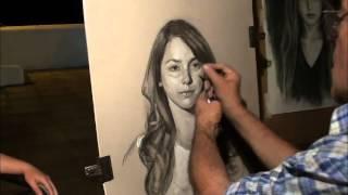 Download Retrato al carbón sesión 45 minutos Video