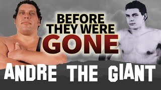 Download ANDRE THE GIANT   Before They Were GONE   BIOGRAPHY Video