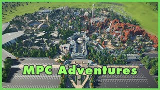 Download MPC Adventures: Park and Resort! Park Spotlight 111 #PlanetCoaster Video