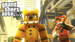 Download FNAF vs Mobs: GTA V - Monster School (Five Nights At Freddy's) Video