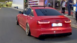 Download BEST of Audi RS Exhaust Sounds Compilation! RS3, RS5, R8 V10 & More! Video