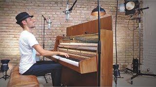 Download Despacito (Piano Cover) - Peter Bence Video