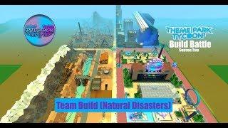 Download PJBAMM TPT2 Build Battle: Season 2 Premiere - Team Build (Natural Disasters) Video