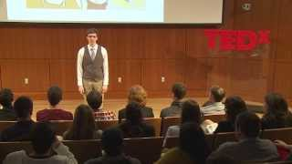 Download I am not a freestyle rap genius: Dan Cluskey at TEDxVillanovaU Video