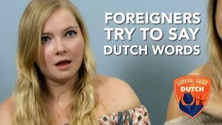 Download How to survive... speaking Dutch! Video