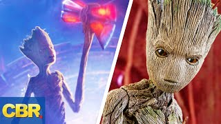 Download The REAL Reason Why Groot Can Lift Thor's Hammer And The Other Avengers Can't Video
