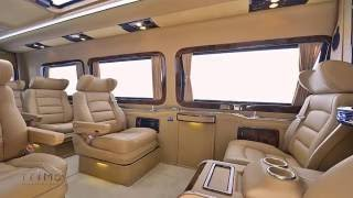 Download Mercedes Benz Sprinter SVD1010 VIP Design by TRIMO Video