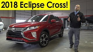 Download 2018 Mitsubishi Eclipse Cross Exterior & Interior Walkaround Video