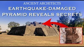 Download Earthquake-damaged Aztec Pyramid Reveals Ancient Temple | Ancient Architects Video