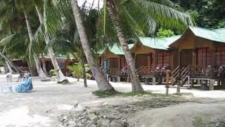 Download Pulau Perhentian Besar (Big Island) / Abdul´s Chalets / Malaysia / 09.2011 Video