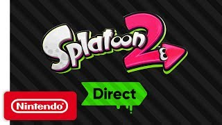 Download Splatoon 2 Direct - Everything You Need to Know! Video