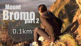 Download Mount Bromo trek (part 2) - Indonesia Video