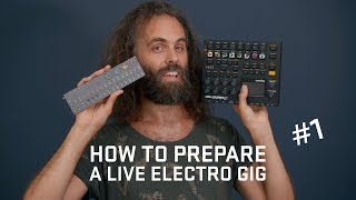 Download How to prepare a live electro gig Pt.1 (announcement) Video