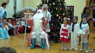 Download Новогодний праздник в детском саду (2014) Video