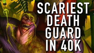 Download 40 Facts and Lore on the Foul Blightspawn and Biologus Putrifiers in Warhammer 40K Death Guard Video