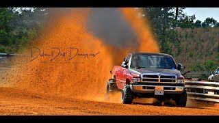 Download Bad Dodge Truck ″Cummins Power diesel″ with Paddle tires Video