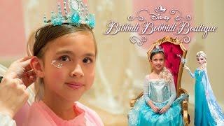Download DISNEY PRINCESS MAKEOVER at Disney's Bibbidi Bobbidi Boutique!!! Hong Kong Disneyland Video