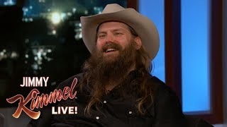 Download Guest Host Chris Pratt Interviews Chris Stapleton Video