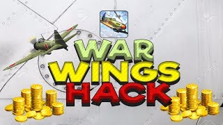 Download War Wings Hack - Free Gold Cheat Android & iOS Video