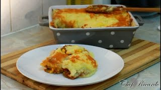 Download How To Make Shepherd'S Pie With Cheese- At Home English Recipes | Recipes By Chef Ricardo Video