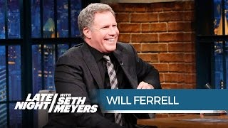 Download Will Ferrell Remembers Pranking Lorne Michaels with Adam McKay - Late Night with Seth Meyers Video