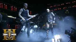Download Code Orange plays a headbanging rendition of Black's entrance theme: NXT TakeOver: Brooklyn III Video