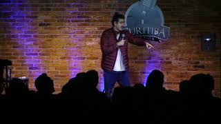 Download Afonso Padilha - Quase Ninguém Me Conhece - Stand Up Comedy Video