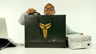 Download UNBOXING: KOBE Fade To Black Pack and #MambaDay Swag Video