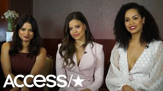 Download 'Charmed': Which Cast Member Is A Super 'Harry Potter' Fan? | Access Video