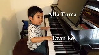 Download ″Alla Turca″ by 4-Year-Old Evan Le Video