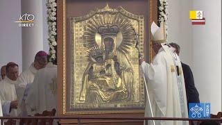 Download Messe au Sanctuaire de la Mère de Dieu d'Aglona (Lettonie) Video