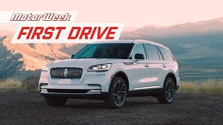 Download 2020 Lincoln Aviator   First Drive Video