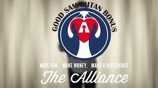 Download The Alliance & Charitable Giving: The Good Samaritan Bonus Video