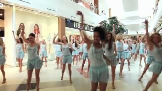 Download Зажигательный весенний флешмоб в Москве Video