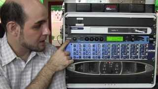 Download How to set up an external effects processor for live sound Video