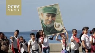 Download Former Cuban leader Fidel Castro's mixed legacy in Europe Video