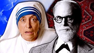 Download Mother Teresa vs Sigmund Freud. Epic Rap Battles of History Video