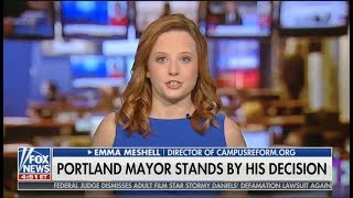 Download Antifa Riots In Portland: Emma Meshell Discusses On Fox News Video