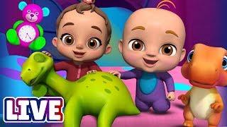 Download ChuChu TV Funzone 3D Nursery Rhymes & Baby Songs - LIVE Video