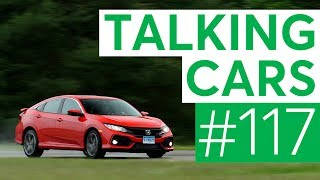 Download Used Car Questions & Honda Civic Si   Talking Cars with Consumer Reports #117 Video