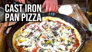 Download Pan Pizza recipes by the BBQ Pit Boys Video