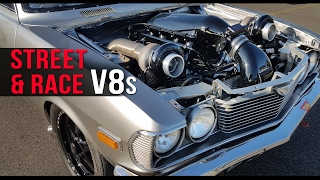 Download Street & Race V8s | Calder Drags Video
