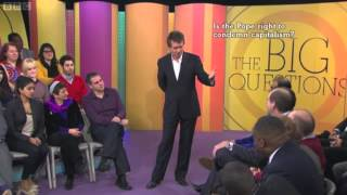 Download BBC 1 Debate - Capitalism & Christianity - The Big Questions Video
